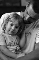 Ania i tata
